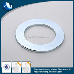 2015 hot promotional radial magnetization ring magnet