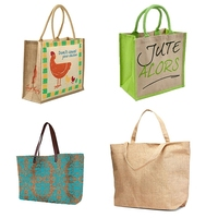2015 best selling jute bag, jute shopping bag, jute tote bag