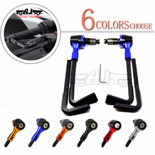 BJ-LG-001 For Yamaha R3 R25 Aluminum and Plastic Motorcycle Lever Guard