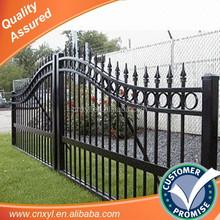 40x40 galvanized square metal fence posts
