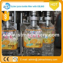 full automatic pet bottle fruite juice filling equipment sales in Africa