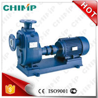 CHIMP Chinese Manufacturer Super Quality 15KW cast iron ZW/ZB series self-priming sewage pump