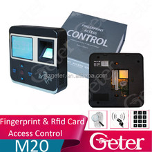 Mini Fingerprint Access Controller with employee attendance system JTL M20