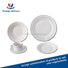 20pcs germany dinner set porcelain with GGK , FDA, LFGB, CA65,84/500/EEC approved