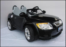 Battery car fully 2 seat, 12V double motor, Colour Black, FM radio , RC steering
