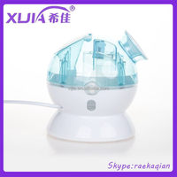 New coming Promotion personalized hot water facial steamer XJ-806
