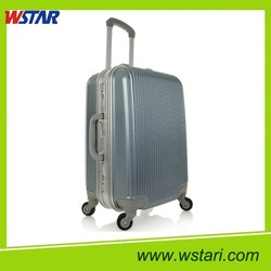 Wellpromotion Hot Sale India 22 Inch Polycarbonate Trolley Luggage