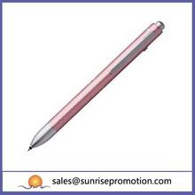 Simple Design Pink Metal Ballpoint Pen