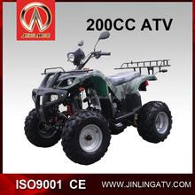 cheap price manual four speed atv quad