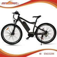 cheap mid motor al alloy electric street bike