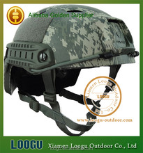 High Quality ABS Light military tactical paintball protection helmet