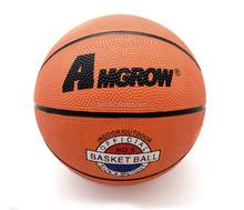 5# rubber basketball