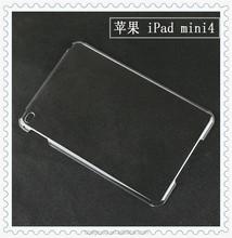 Blank DIY tablet PC case For ipad mini4 3D Dye Sublimation case