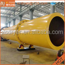 Rotary dryer for lignitous coal