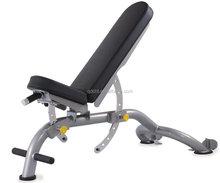 Fitness equipment adjustable bench/Gym adjustable bench/adjustable bench press