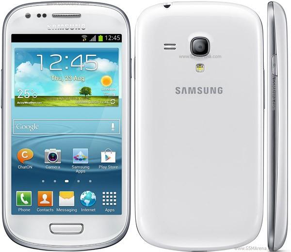 biały SAMSUNG GALAXY S3 MINI