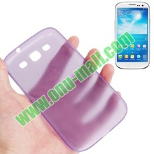 0.3mm Ultrathin Frosted Shell Case for Samsung Galaxy S3 I9300