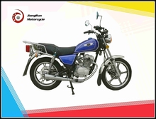 Two wheels and 4-stroke 125cc Suzuki street motorcycle /street bike on sale