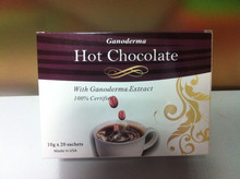 Hot Chocolate Powder Drink (20 Grams X 10 Sachets)