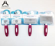 Pet Slicker Brush soft / pet body brush