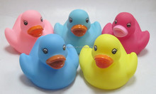 lovely Rubber Yellow Duck Bath kids toys Toy/. sex duck toys