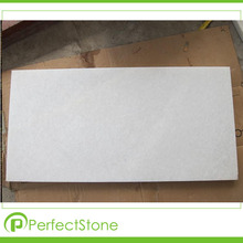 Polished Pure White Marble Vietnam Crystal White quarry stone natrual marble