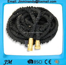 13009 China 150' Expandable Gorilla Hose, Longest and Strongest Solid Brass Ends, Double Latex core