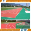 2015 Colored EPDM rubber granule for playground running track