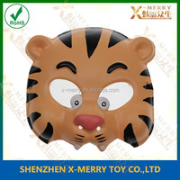 X-MERRY Tiger foam mask stage party female animal eva mask
