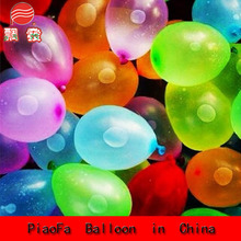 Usine de ballons meilleur vente eau fabricant ballon
