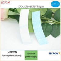 High Quality double sided adhesive tape for toupee wigs attaching hair extenisons