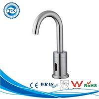 Single Cold Automatic Inductive Wash Basin Faucet