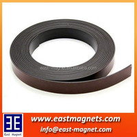 china high quality wholesale magnetic strip with coating magnet