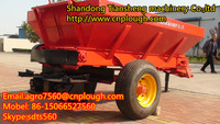 DFC series of lime and fertilizer spreader about salt spreaders for tractors
