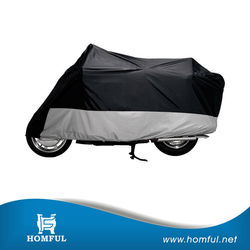"Water resistant Motorcycle Cover ""190T Polyester Motorcycle Cover double colour exercise bike covers"