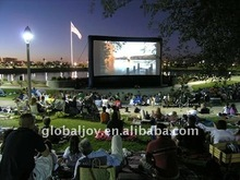 outdoor cinema inflatable screen/inflatable cinema screen/inflatable outdoor movie screen