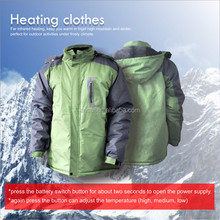 intelligent light weight jacket polyster and snowboard jacket men made in china