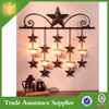 Factory Direct Iron Star Metal Wall Art Wholesale for Decor