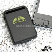 TK102 Portable Mini Real-Time GSM Alarm Micro SD Card SlotCar Pet children Vehicle GPS Tracker