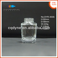Mejor venta!! Sqaure cristal mini botella de vidrio