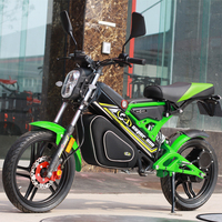 Ecuador electric bike lithium battery folding off-road motorcycle