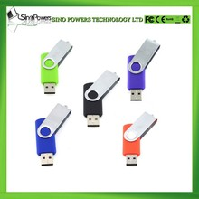 Top selling 8gb full capacity usb flash drive with logo print
