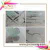 3D self adhesive decorative window vinyl film