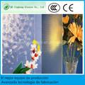 Escaleras de vidrio de laminado de color