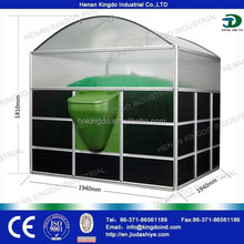 Animal waste/kitchen waste small home use biogas digester