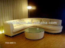 importar muebles sofá de China F032#