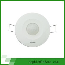 recessed sensor ceiling on-off switch