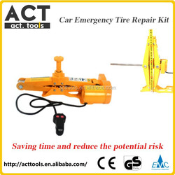 Good supplier of 2000KGS 12V Electric Car Jack and Wrench Kit, Portable