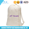 high quality custom calico cotton drawstring jewelry bags