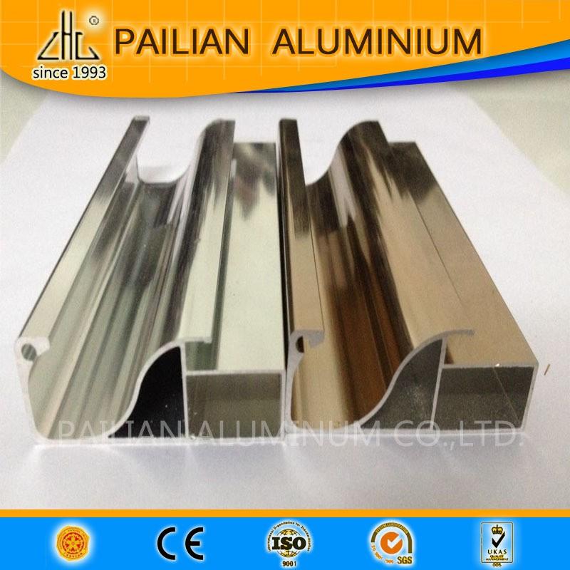 Taille universelle G forme profil en aluminium pour armoires de cuisine poignée